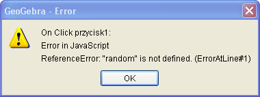 Problem with function random() in JavaScript