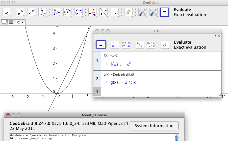 geogebra webstart 3.2
