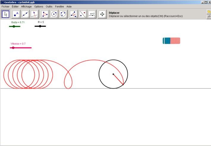 Cycloid Graph